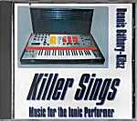 Killer Sings Restored Electronic Music on CD