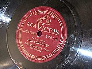 Old RCA Victor 78
